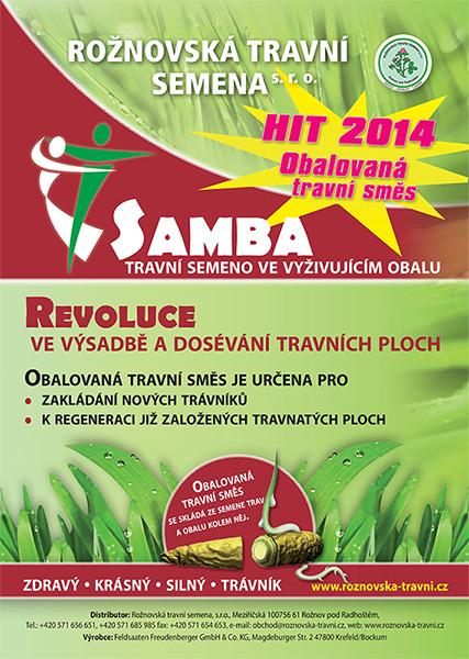 Revoluce ve výsadbě a dosévání travních ploch!